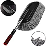 Amazon Com Cleansgreen Fluffy Microfiber Duster