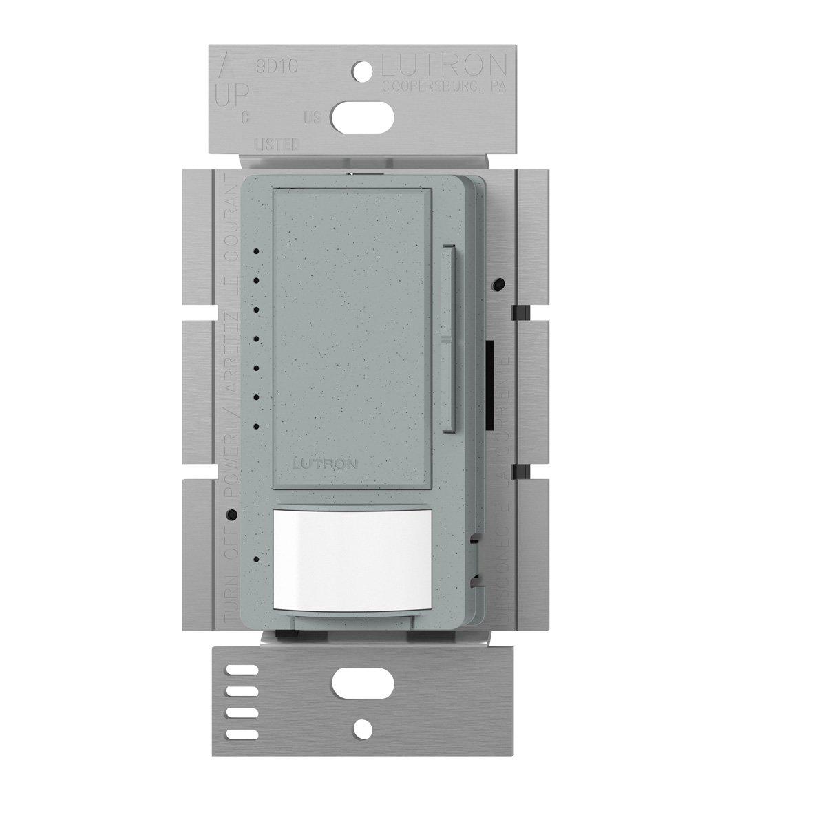 Lutron Maestro CL単極/ multi-location Vacancy Sensingディマー MSCL-VP153M-BG 1 B00FQL1R32 ブルーストーン ブルーストーン