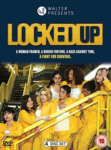 Locked Up Series 1 [DVD]: Amazon co uk: Maggie Civantos