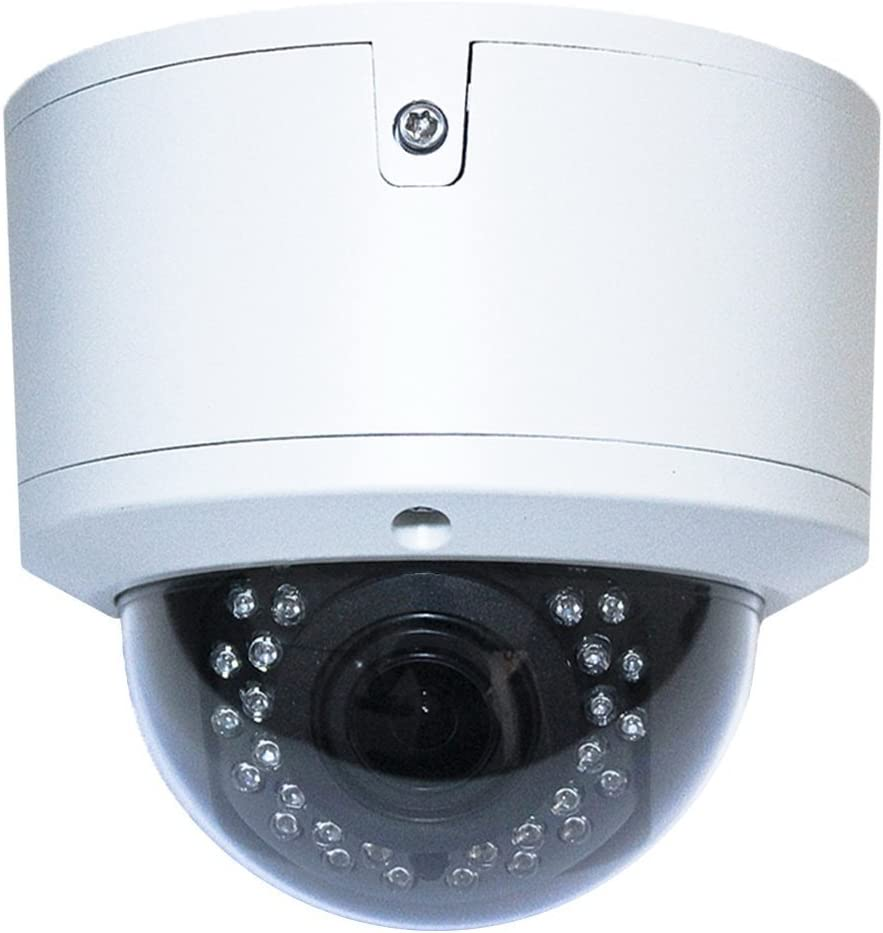 Vandal Proof 2 MP Dome Security Camera TVI HD Análogo   1080P Full HD WDR