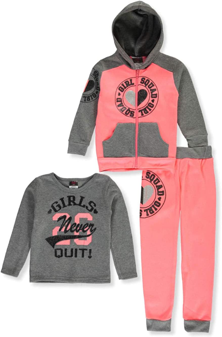Angel Face Girls Girls Never Quit 3-Piece Pants Set Outfit