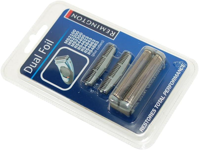 Genuine Remington Ms2100 Ms2200 MS2300 Ms2290 9 Shaver Rayas y Cutter Combi Pack: Amazon.es: Salud y cuidado personal