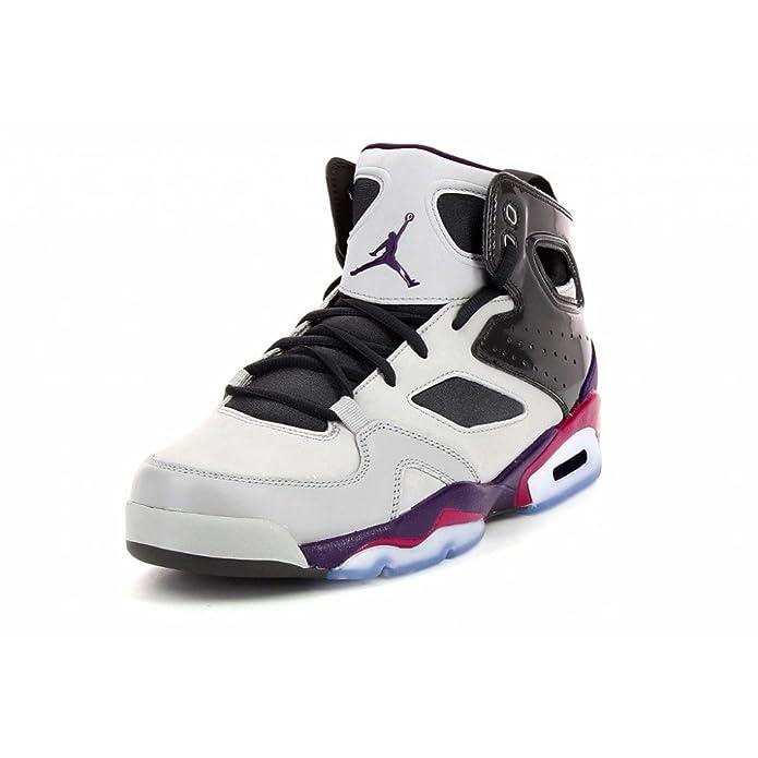 Nike - jordan flight club 91 - 555475-028-47 - 12.5 - gris baskets mode  homme: Amazon.fr: Chaussures et Sacs