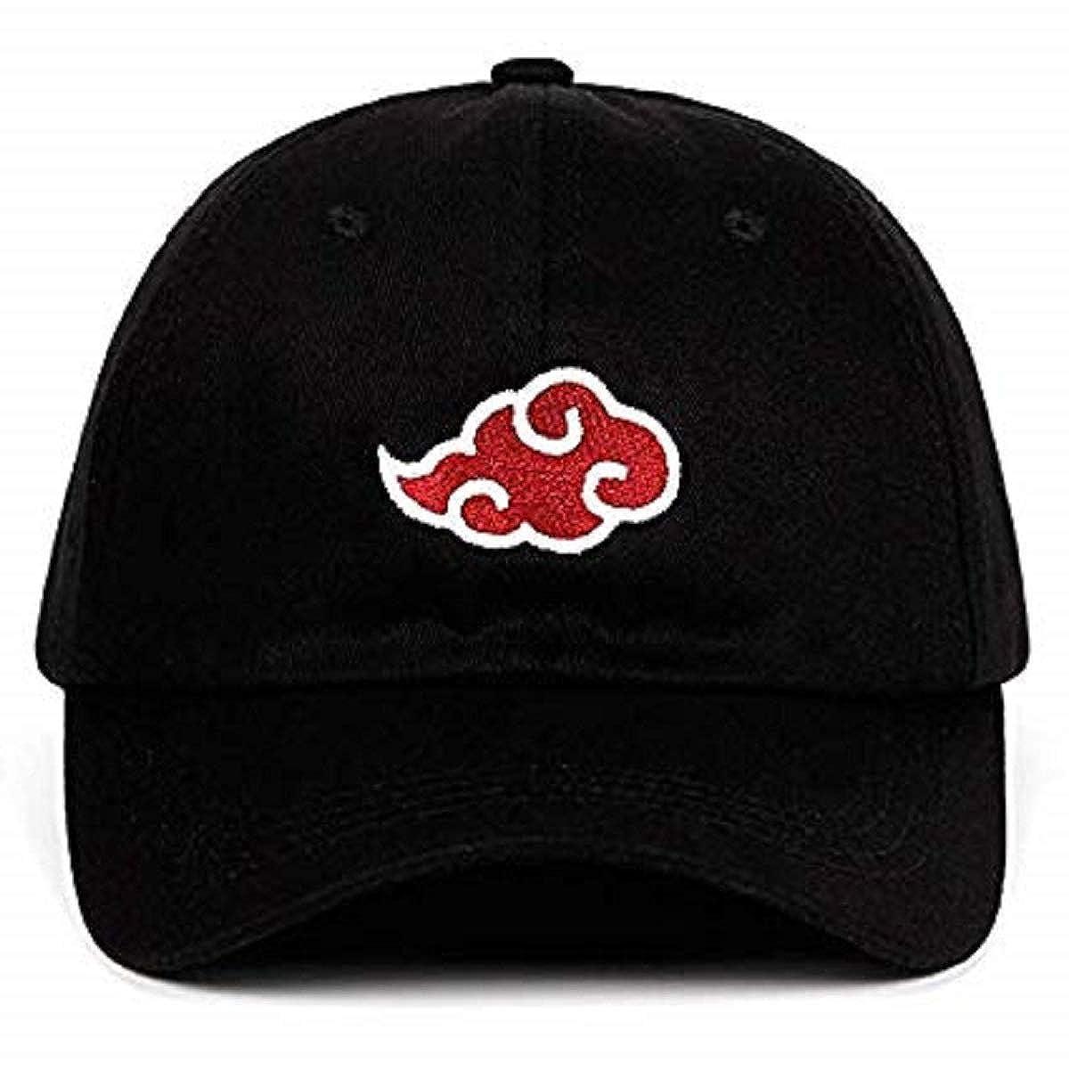 e570eac65eb73 Amazon.com  Naruto Dad Hat Uchiha Family Logo Embroidery Baseball Caps  Black Snapback Hats Black-1pc-Small Family (Black
