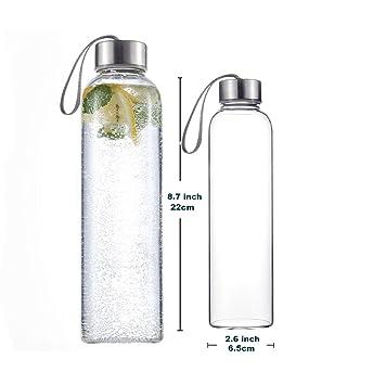 polare Wasserflaschenüberprüfung