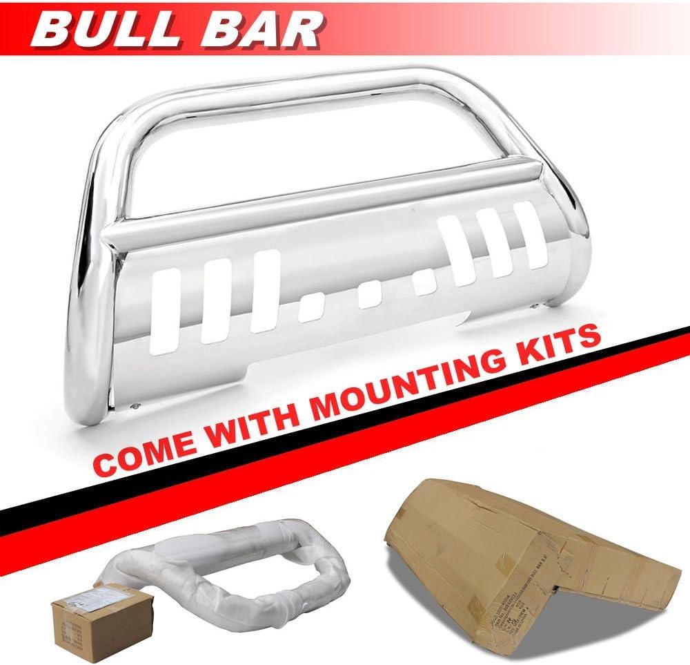 Gldifa Stainless Bull Bar fit 1994-2001 Dodge Ram 1500 Push Grilles Guard Front Bumper