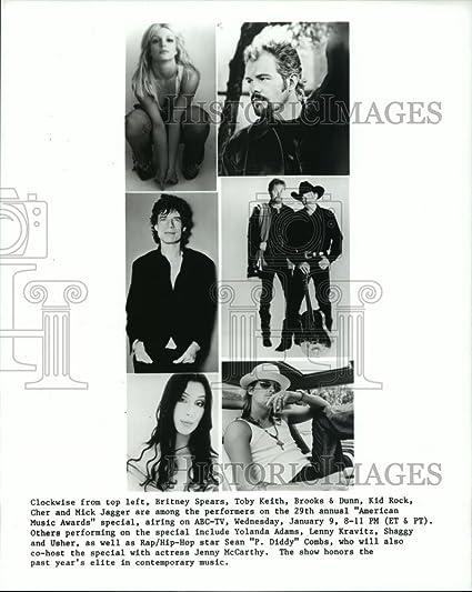 2f4efe02e9f62 Amazon.com  Vintage Photos Press Photo Britney Spears