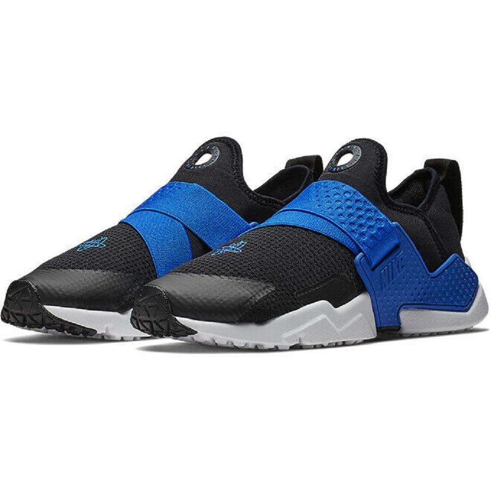 Nike Youth Huarache Extreme GS Black/Blue/White AQ0575-010 (6.5 Y)