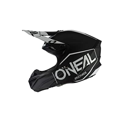 O'Neal 5 Series Unisex-Adult Off-Road Helmet (Black, M): Automotive
