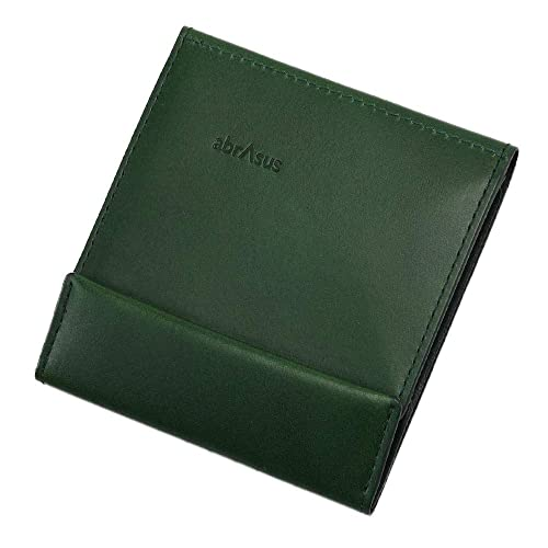 separation shoes cf735 7ff1e Amazon | 薄い財布 abrAsus アブラサス 最上級ブッテーロレザー ...