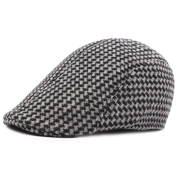 YXYP Impression 1 PCS Sombreros Boina de moda Sombreros de Hombres Sombrero de Mujer Casual Outing Hat Sombrero Retro… k3a2U1k5