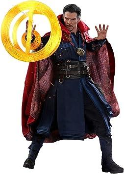 Hot Toys Figura Dr. Strange 31 cm. Vengadores: Infinity War. con ...