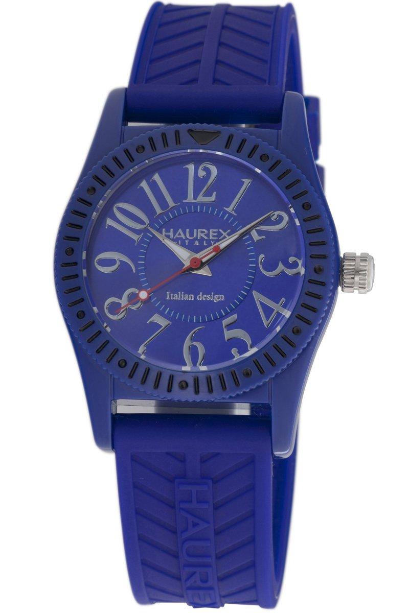 Haurex Italy Kids' PB331UB1 Promise B PC Blue Dial Watch