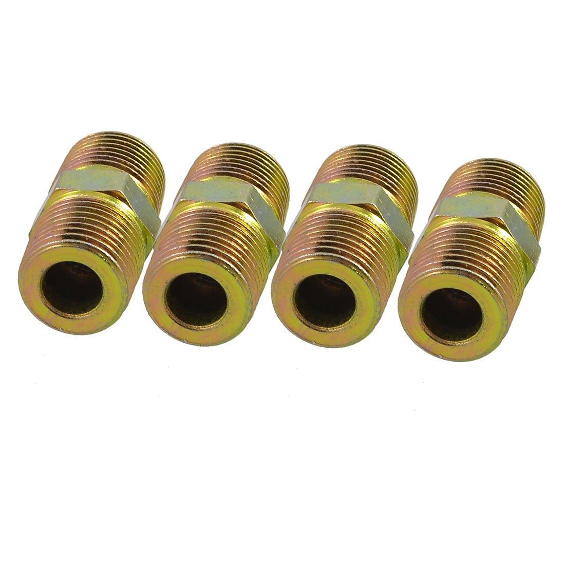4 pi/èces 1//2et 1//2 pinte tuyauterie Filetage /égal /à barrettes de connexion
