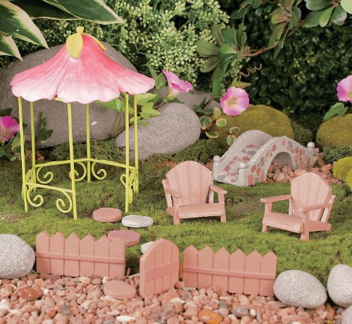Fairy & Gnome Garden - Outdoor & Garden Decor