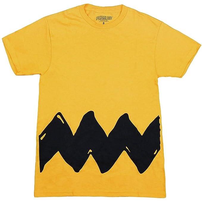 Peanuts Charlie Brown Costume T Shirt