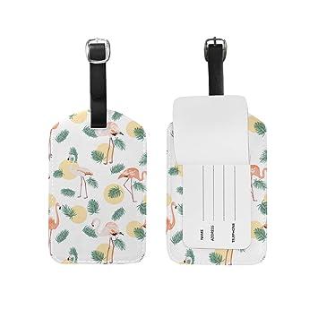 Amazon.com: Etiqueta de piel sintética con diseño de hojas ...