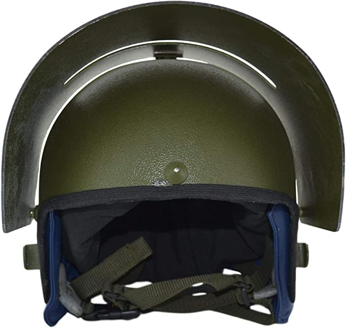 Amazon Com Gearcraft Replica Russian Helmet Maska 1 With Steel Vizor Olive For Special Units Russian Army Tachanka Edition Sports Outdoors Tachanka helmet rainbow six siege. gearcraft replica russian helmet maska 1 with steel vizor olive for special units russian army