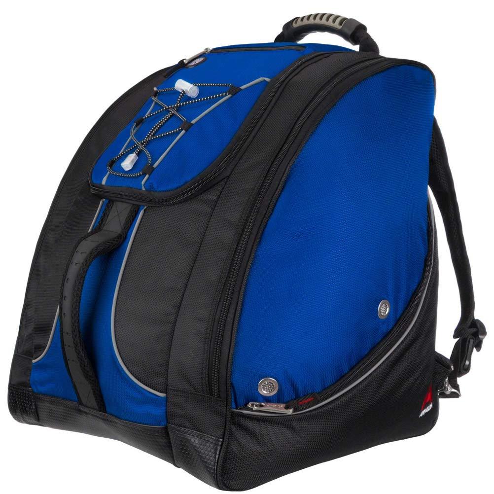 Athalon Everything Ski Boot Bag 2020 - Black Blue by Athalon