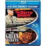 The Dirty Dozen/The Green Berets [Blu-ray]