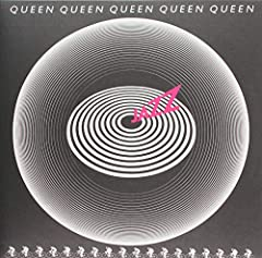 "Marketing copy: Celebrating the 40th anniversary of its release, Jazz is the seventh studio album by Queen. Jazz features the Queen classic hits ""Fat Bottom Girls"", ""Bicycle Race"", ""Don't Stop Me Now"" and more."