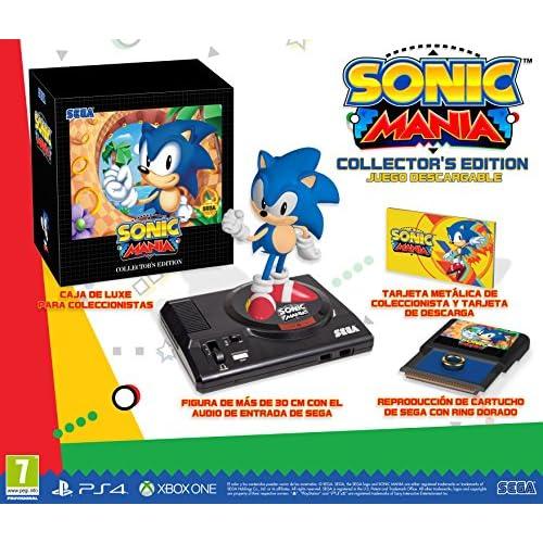 chollos oferta descuentos barato Sonic Mania Edición Coleccionista PS4