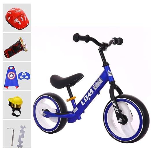 CHRISTMAD Bicicleta De Equilibrio para Niños Pequeños De 12