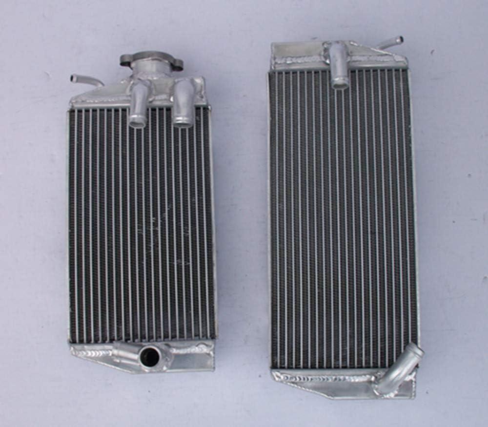 Aluminum Radiators For RMZ450 RMZ 450 2005 05