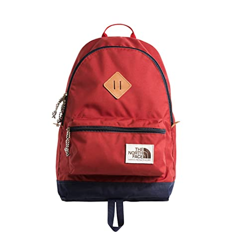 new style 2de38 48fe8 The North Face Berkeley Backpack (Caldera Red Urban Navy)