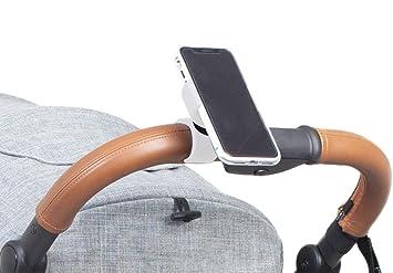 JCB holders Soporte movil Carrito Bebe Samsung Galaxy S8 Soporte Samsung Galaxy S8 Cochecito Bebe Soporte Samsung Galaxy S8 Carro Bebe Universal valido para ...