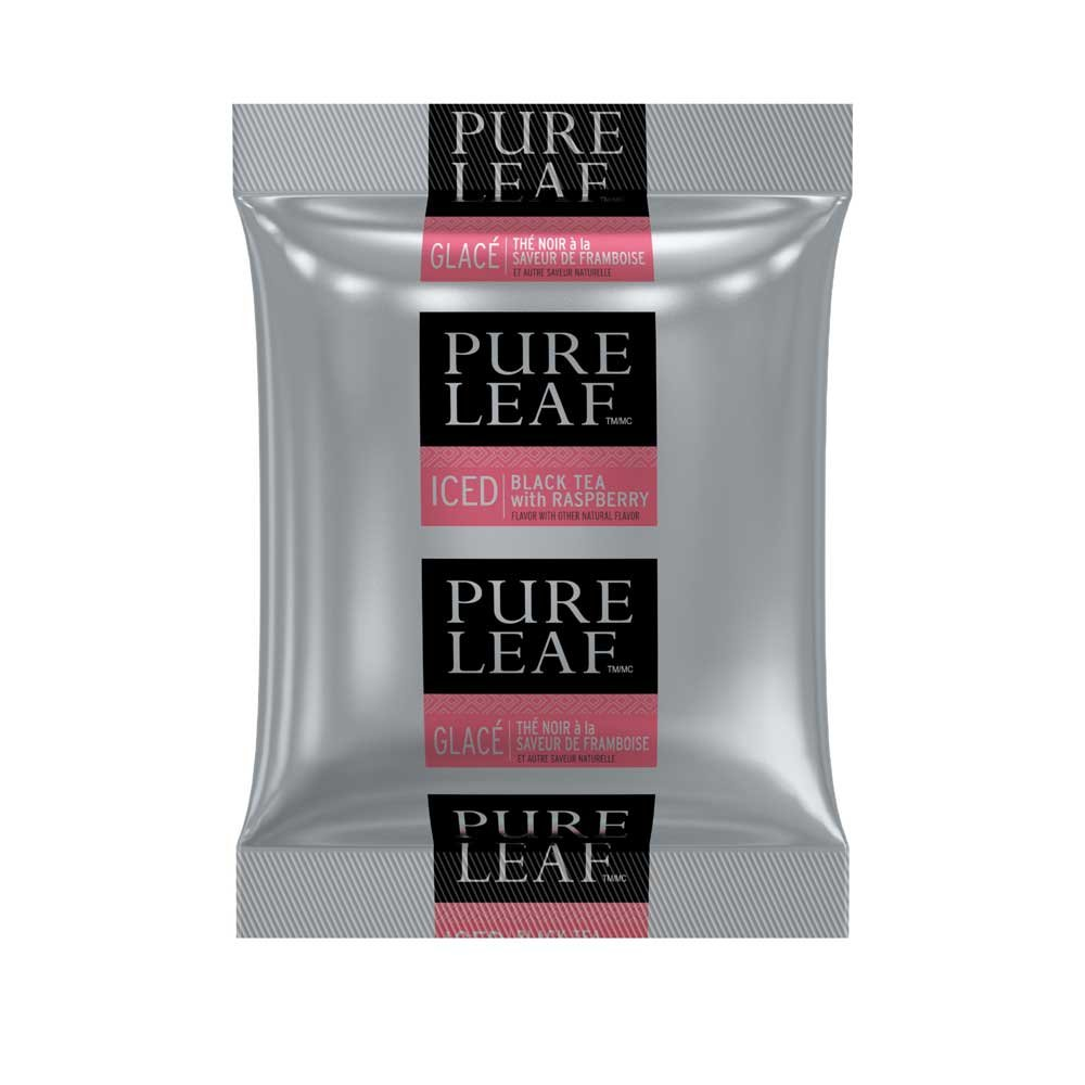 Pure Leaf Raspberry Black Tea, 3 Ounce -- 24 per case.