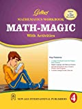 Golden Mathematics Workbook Math - Magic with Activities for Class - IV