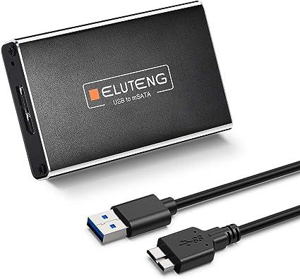 Amazon.com: eluteng M2 SSD Enclosure USB 3.0 a NGFF ...
