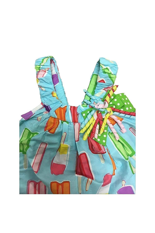 Bonnie Baby Two Piece Set Popsicle Print Summer Dress