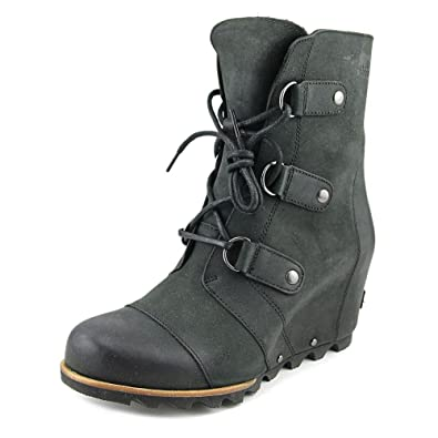 b9541d7374 Image Unavailable. Image not available for. Color  SOREL Women s Joan of Arctic  Wedge Mid ...