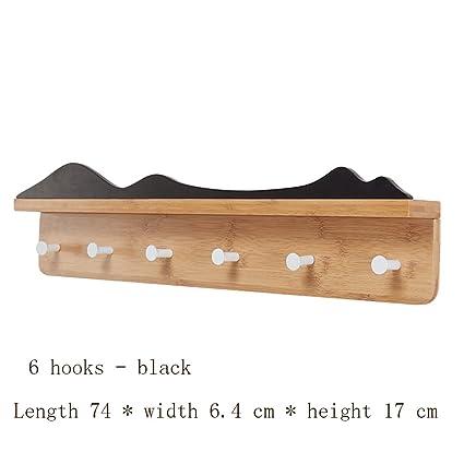 Percheros GJM Shop Pared/de pie - - Bambú Creativo ...