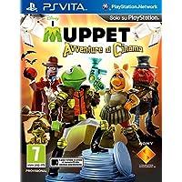 Muppets Movie Adventures (Playstation Vita) Ps Vita