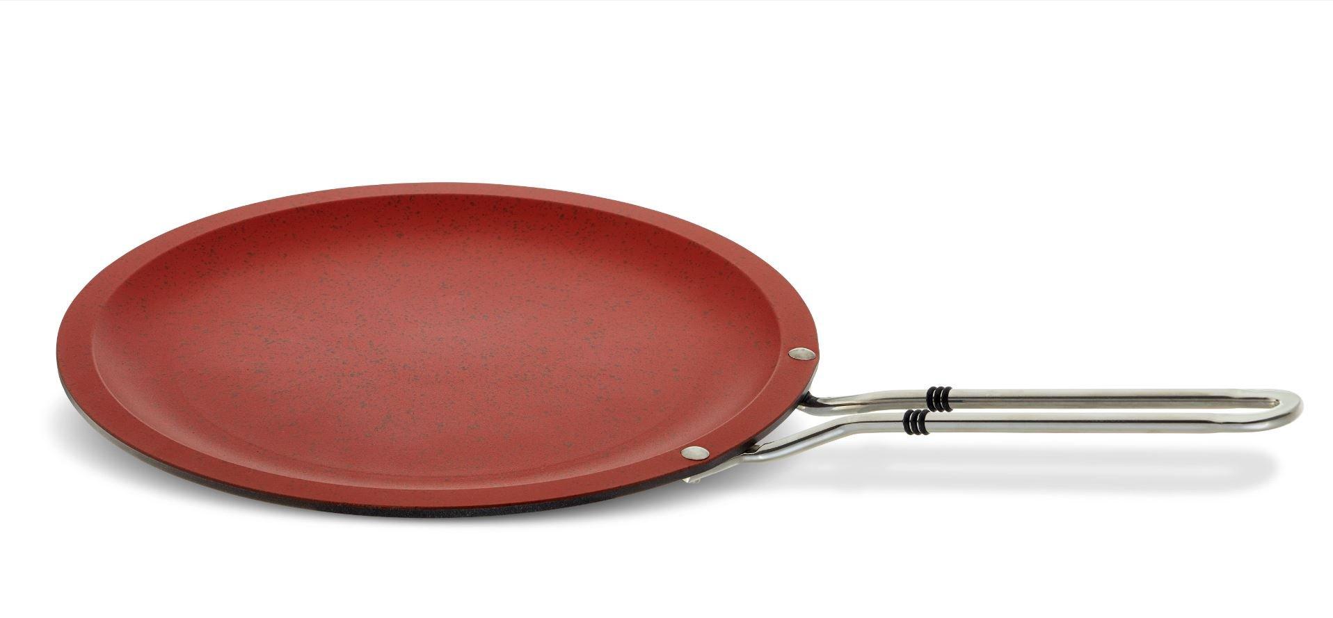 Fissler FISS-05638328100 Chef's Frying Pan, 11'', Metallic