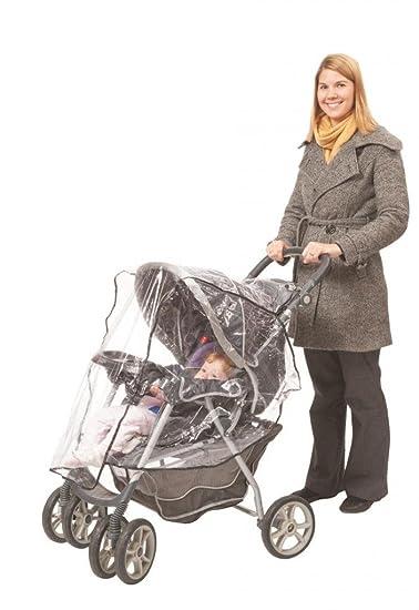 Amazon.com: Comfy bebé. Universal Transparente Impermeable ...