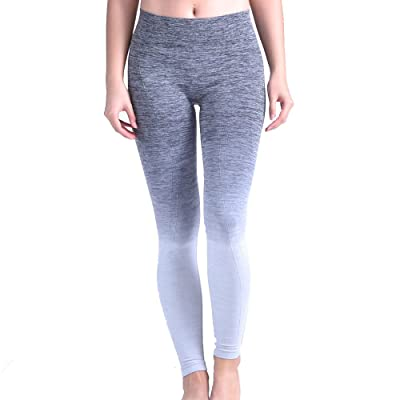 Koreatrends Fitness Flex Yoga Gym Athletic Pants Leggings