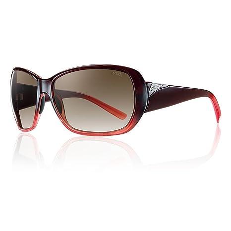 08bf57d3144f0 Smith Hemline Sunglasses - Women s Black Cherry Fade Brown Gradient ...