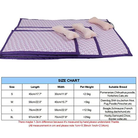 Amazon Pet Dog Mat Beds Cooling Rattan Braided Summer Dog Bed