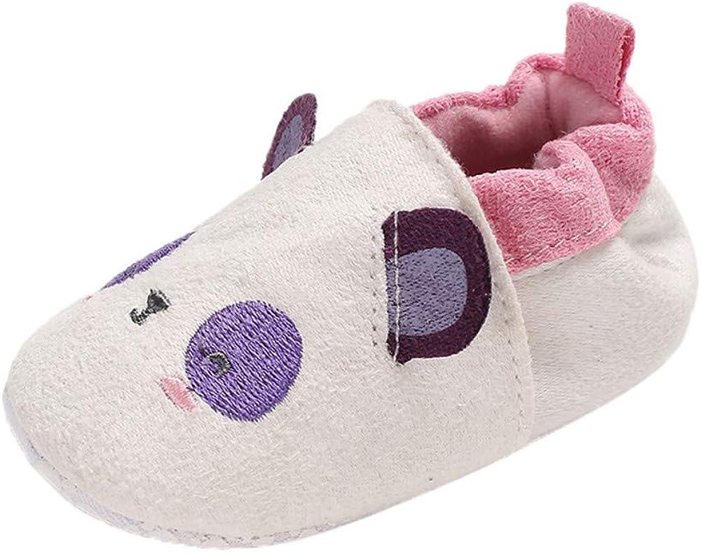 Lurryly❤Baby Socks Newborn Non Skid Slip Floor Socks for Girls Boys Kids Toddlers 0-18M