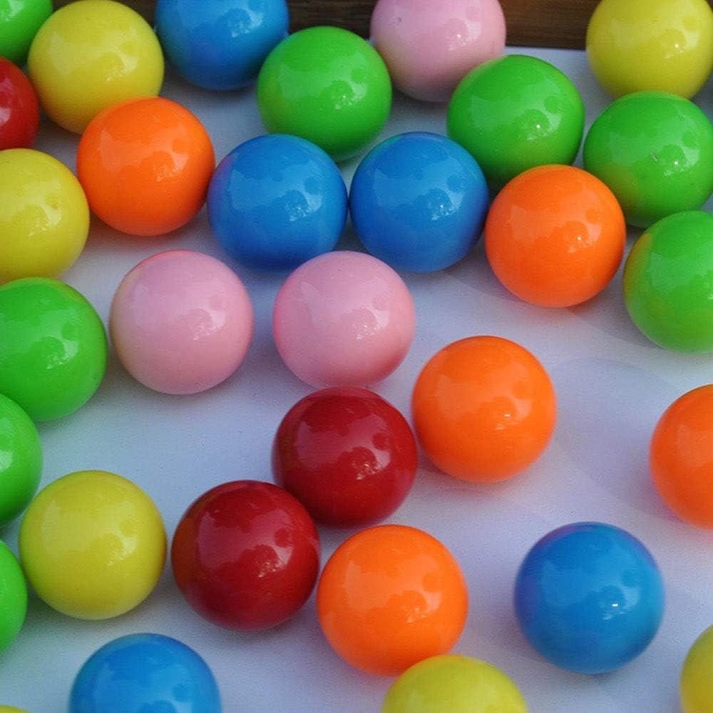 10mm ,multicolor balls 500 per pack Wolike Professional Plastic multicolor Slingshots Ammo 3//8