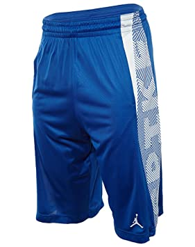 d442d53ab7b175 Nike Spike 40 Remix Short of the Line Michael Jordan Shorts blue Azul (Game  Royal