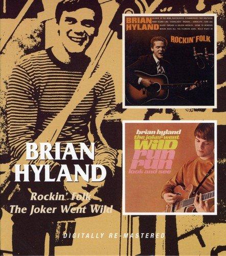 Rockin` Folk/The Joker Went Wild /  Brian Hyland by Hyland, Brian