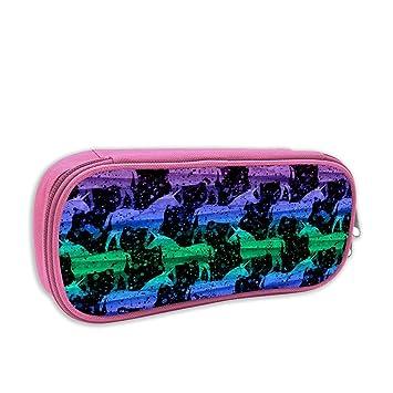 Estuche de lápices Infantil,Medianoche Unicornio (Joya) _4119, Rosa: Amazon.es: Juguetes y juegos
