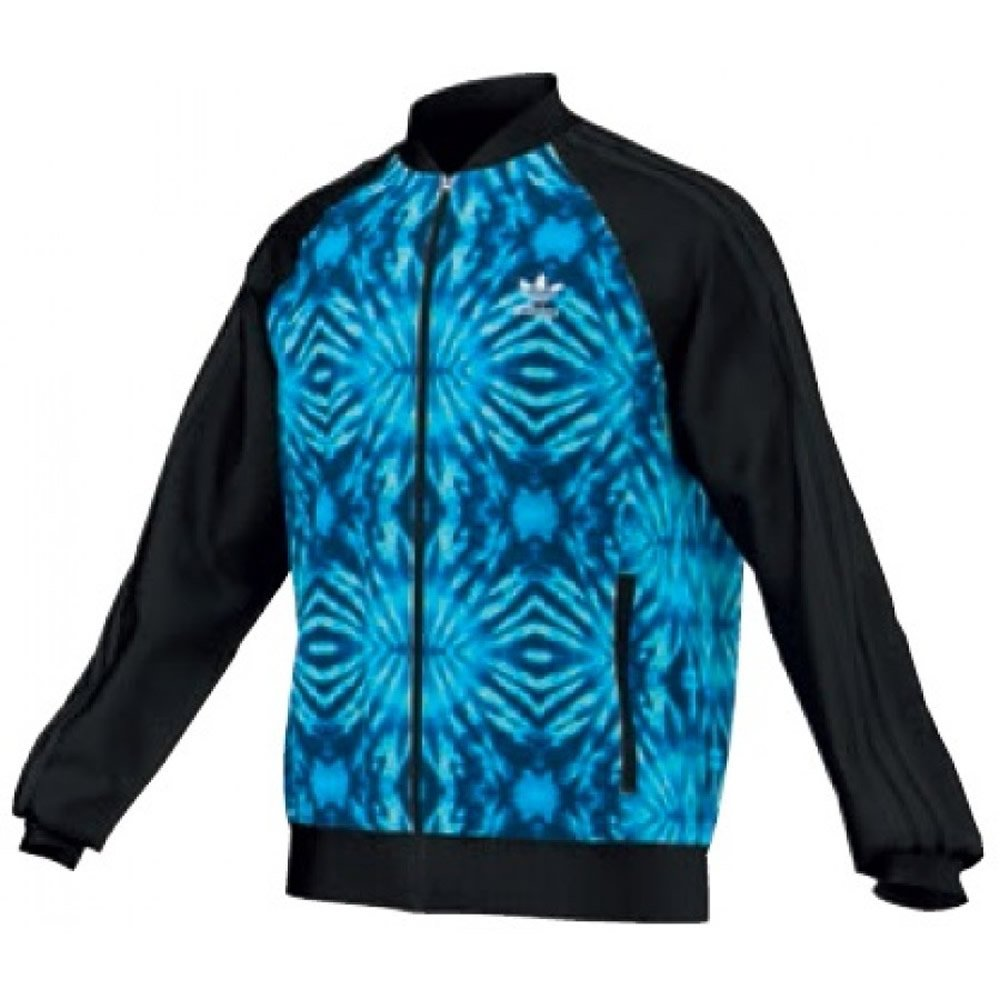 adidas SS BURST TT Men Jacket Black S08568