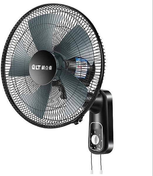 Fan Fan Ventilador eléctrico montado en la Pared, Viento de Cinco ...