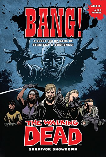 BANG!: The Walking Dead (Tv Shows Similar To The Walking Dead)